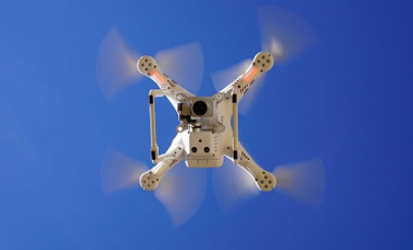 Sorteo Casa del Audio - Drone