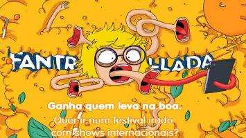 Promoção Fanta Fantrollada Festival FunPopFun