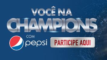 Promoção Pepsi UEFA Champions 2017