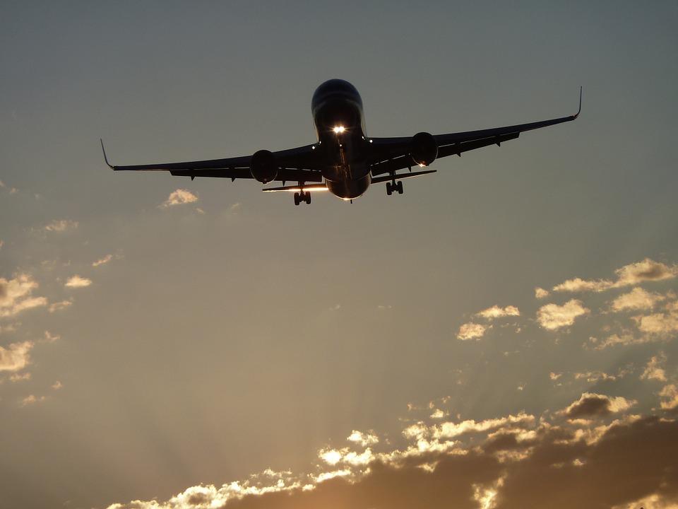 kompenzace za zpoždění letadla
