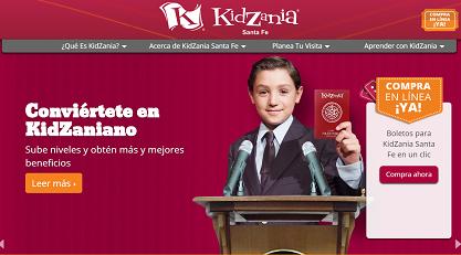 Cupón descuento KidZania