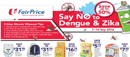 against mosquitoes, fairprice, repellent, singapore, holidays