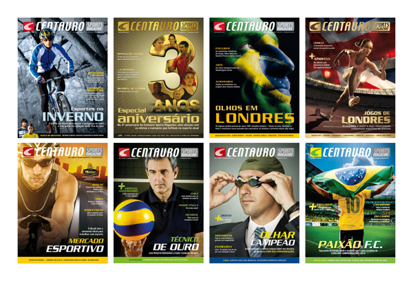 Revista Centauro Sports