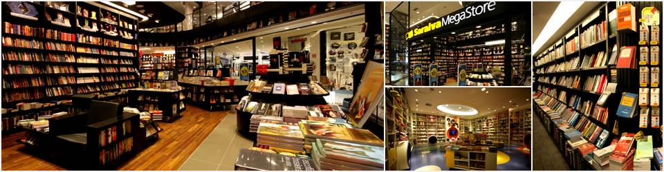 Livraria Saraiva loja