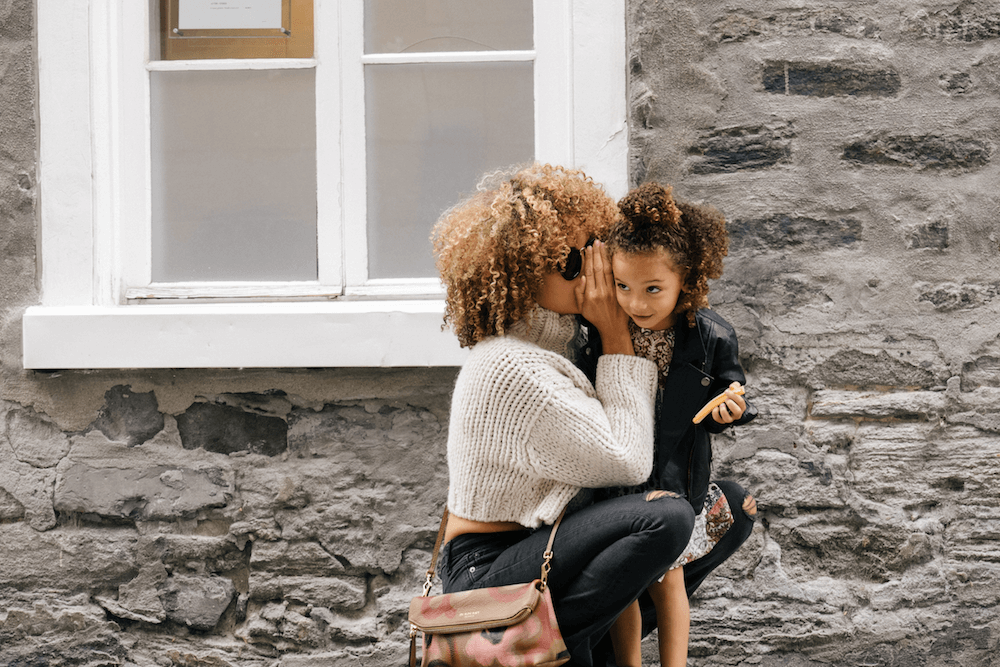 Carinho do Dia das Mães