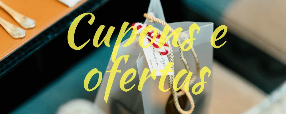 Cupons e ofertas Semana do Consumidor