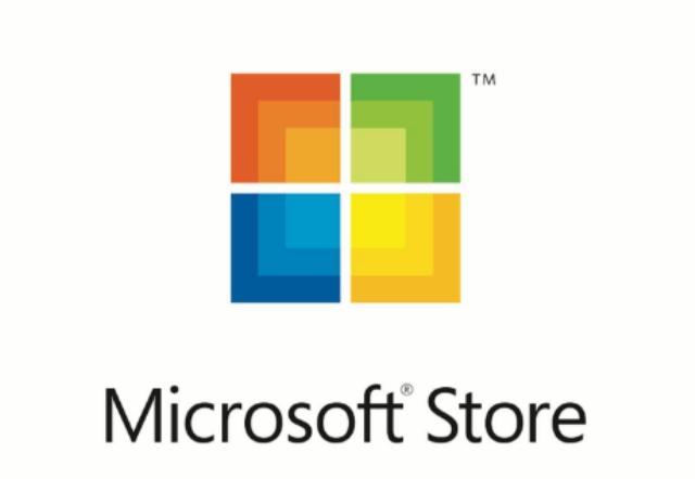 Microsoft Store Logotipo