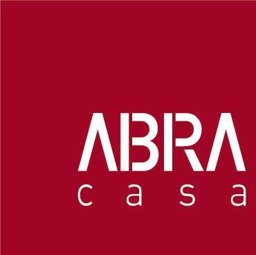 Logomarca Abra Casa
