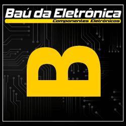 Baú da Eletrônica Logo