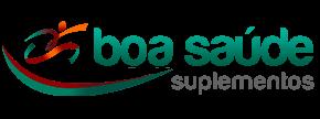 Logotipo Boa Saude Suplementos