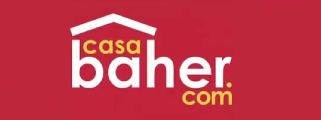 Casa Baher Logotipo