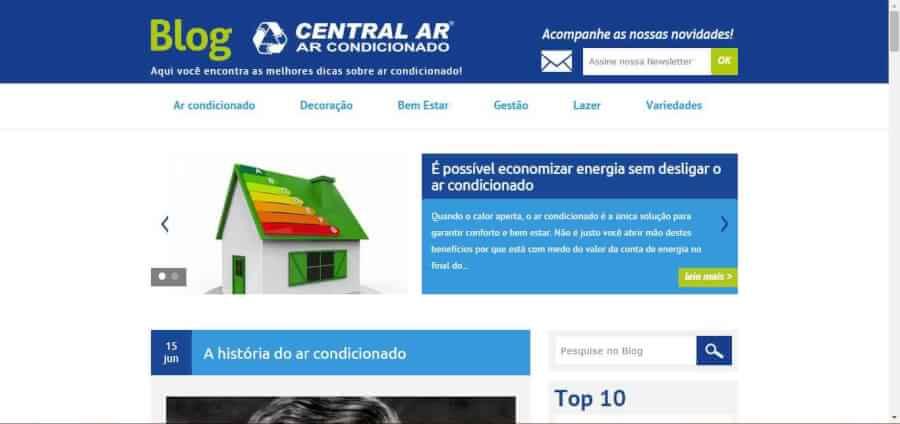 Blog Central Ar
