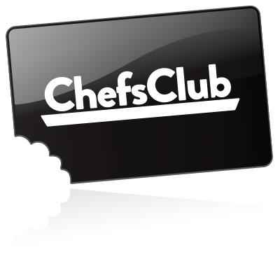 logomarca ChefsClub