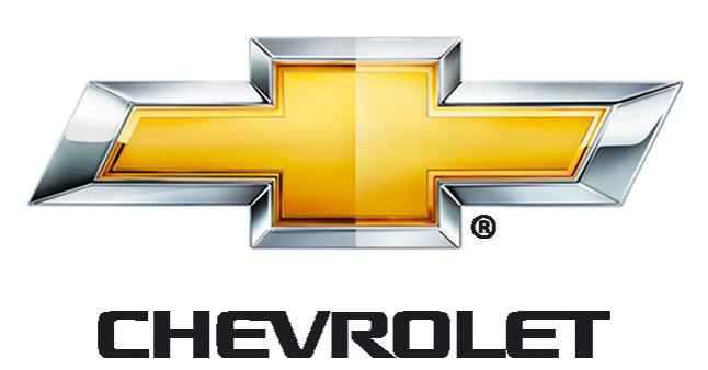 logomarca Chevrolet