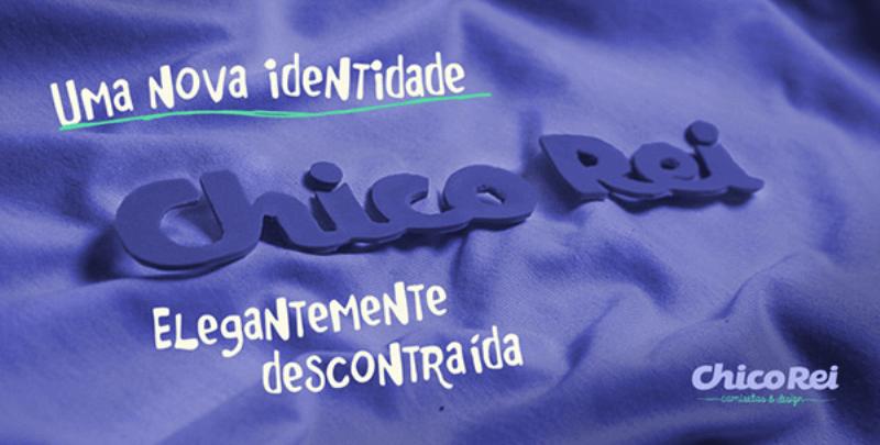 Chico Rei Logotipo