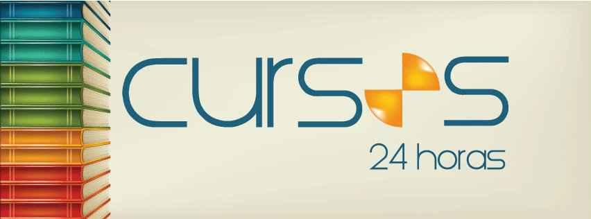 Imagem promocional Cursos 24 Horas – cursos24horas.com.br