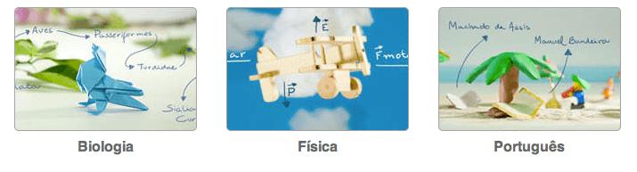 biologia física português