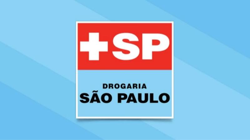 Logotipo Drogaria SP São Paulo