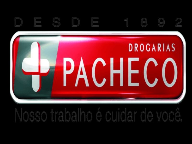 Logotipo Drogarias Pacheco