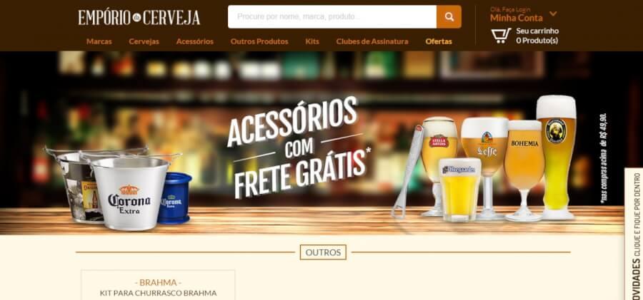 Emporio.com Página Inicial