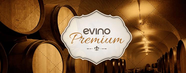 Imagem promocional Evino
