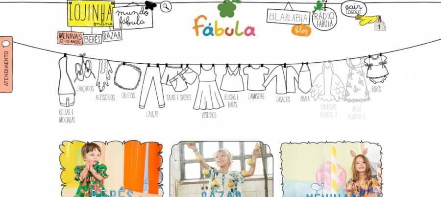 Main Page Fabula
