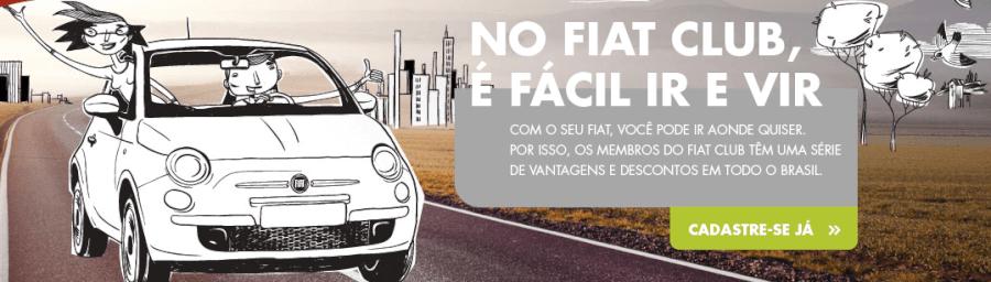 Fiat Club Imagem Promocional