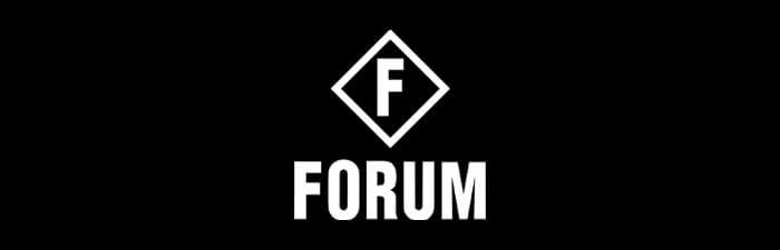 Logomarca Forum