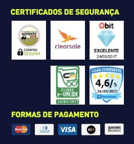 Certificados de segurança FutFanatics