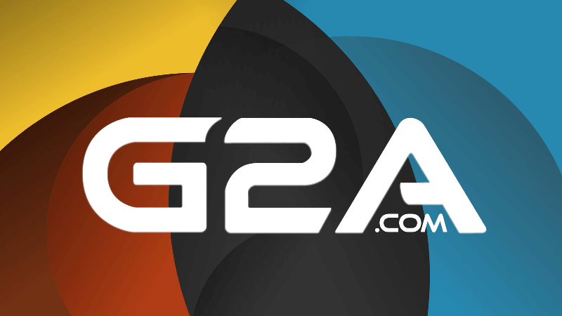 Logotipo G2a