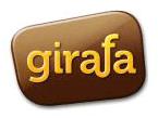 logomarca loja Girafa