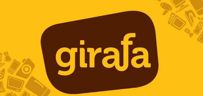 logomarca girafa