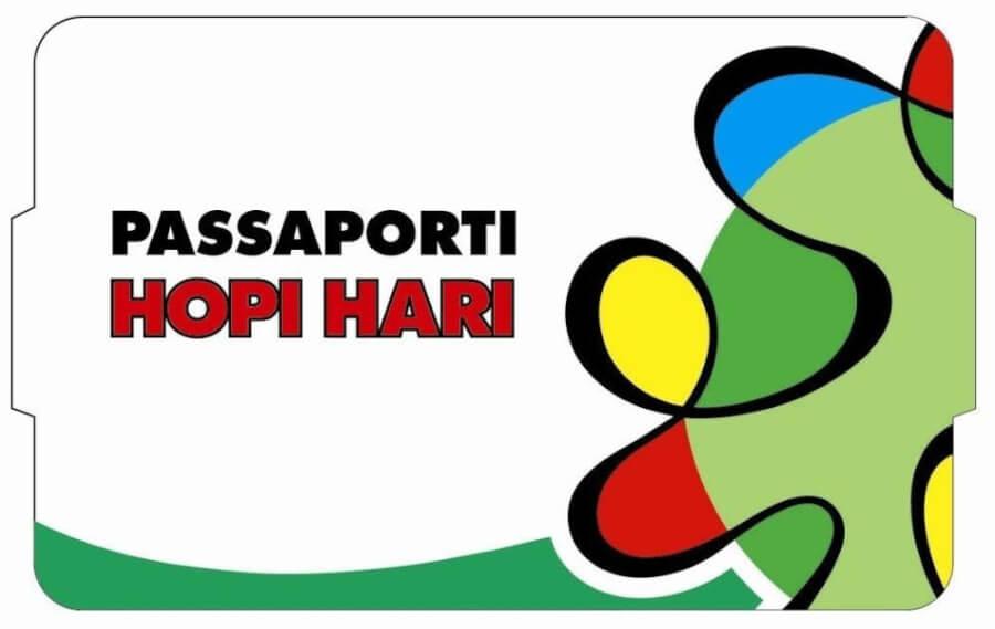 Passaporte Hopi Hari