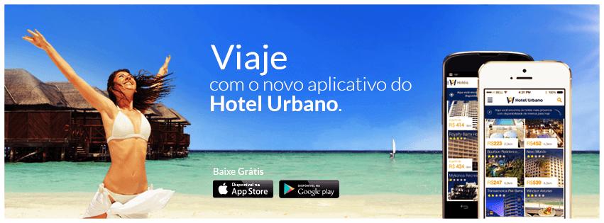aplicativo Hotel Urbano