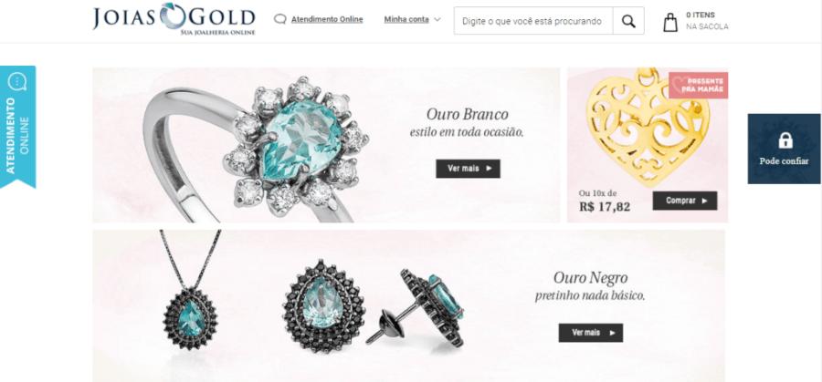 Joias Gold Produtos