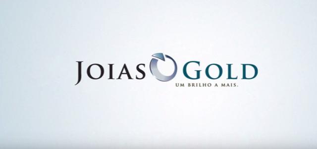 Joias Gold Logotipo