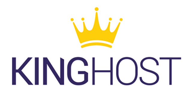 King Host Logotipo