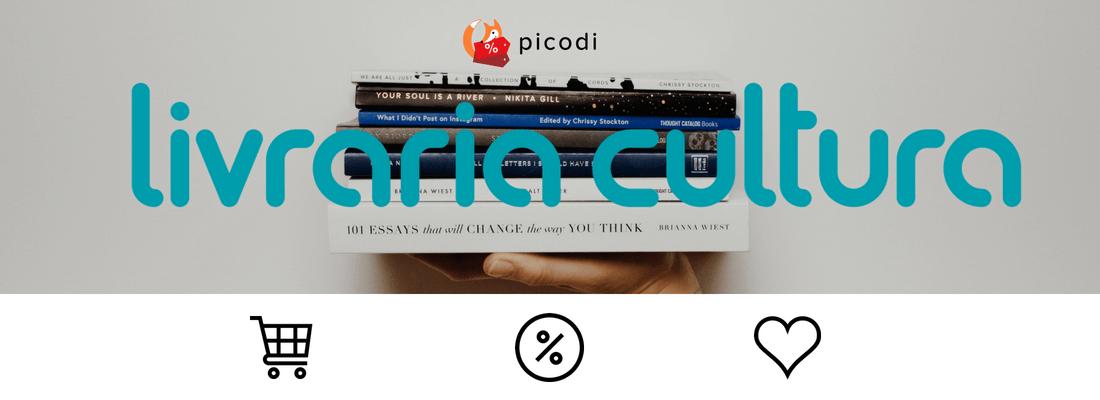 Cupom de Desconto Livraria Cultura | 20% | Janeiro 2020