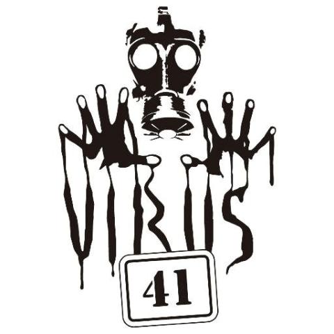 Loja Vírus 41 Logotipo