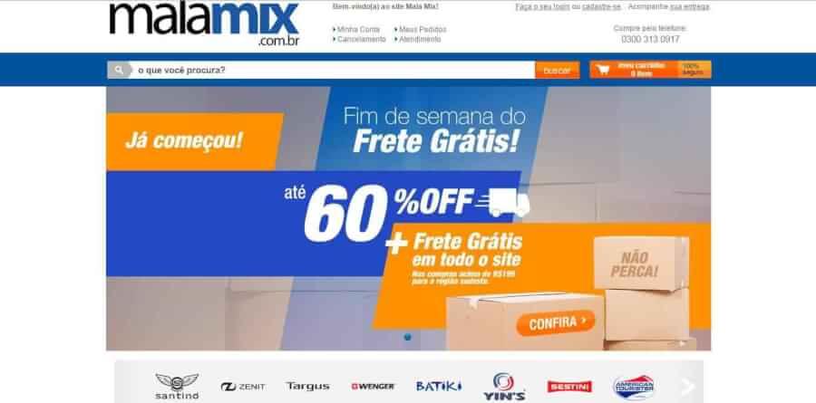 Imagem promocional Malamix