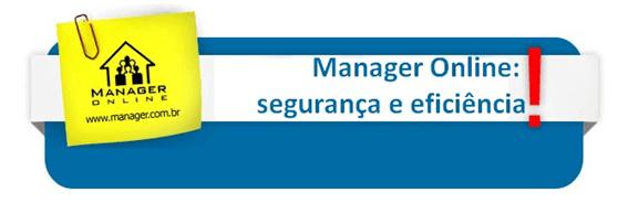 Manager Online Segurança e Eficiência