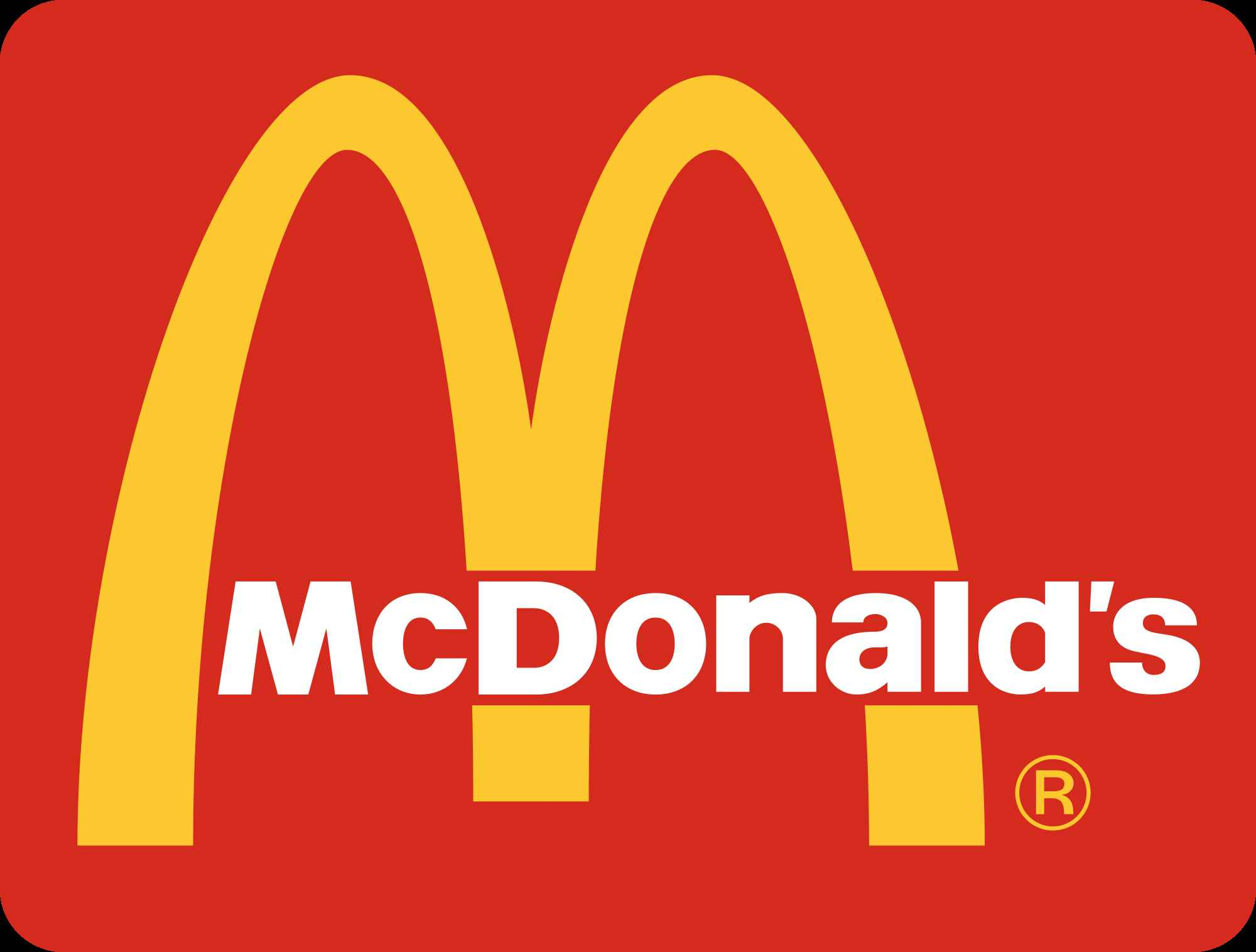 logomarca McDonalds