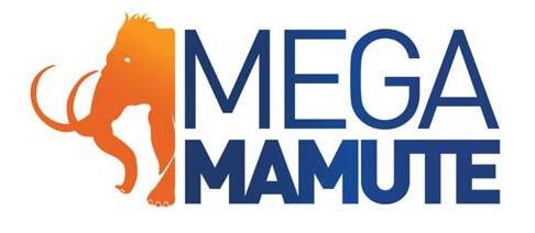 Logomarca Mega Mamute