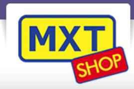 logomarca MXT Shop