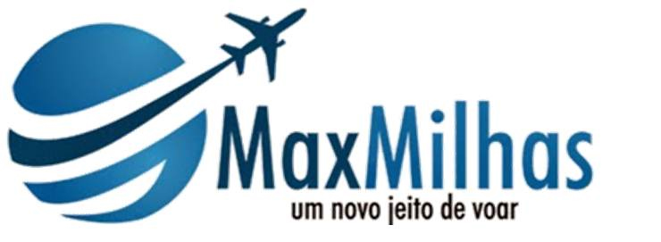 MaxMilhas Logomarca