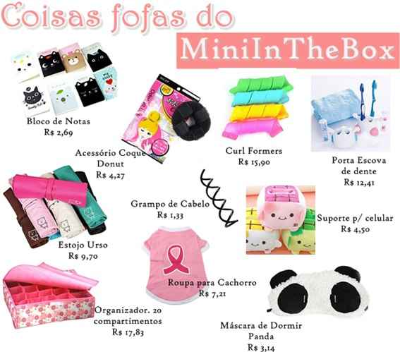 Ofertas MiniInTheBox