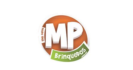 MP Brinquedos Logotipo