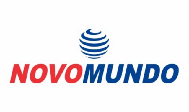 Novo Mundo Logotipo