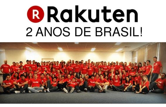 Time Rakuten Brasil
