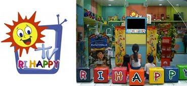 espaço para crianças Ri Happy